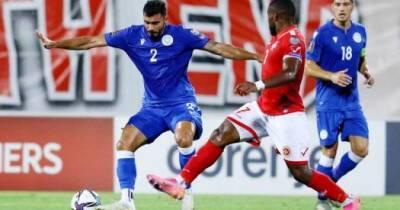 Кипр дома упустил победу над Мальтой