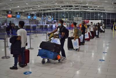 За возвращение с Кипра на родину мигрантам платят от 500 до 1500 евро