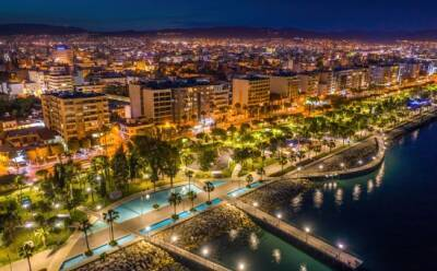 Эпоха электричества на Кипре: все началось с Лимассола