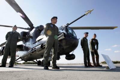 Сербия хочет купить боевые вертолеты Кипра
