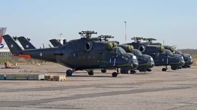 Сербия желает закупить МИ-35П у Кипра