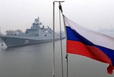 В Лимассол прибыл российский фрегат «Адмирал Эссен»