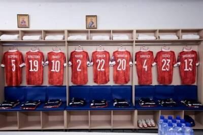 Сборная России по футболу одержала первую победу под руководством Карпина в матче против команды Кипра