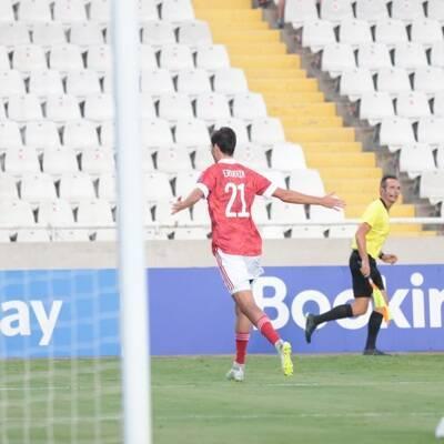 Сборная России по футболу открыла счет в выездном матче против Кипра